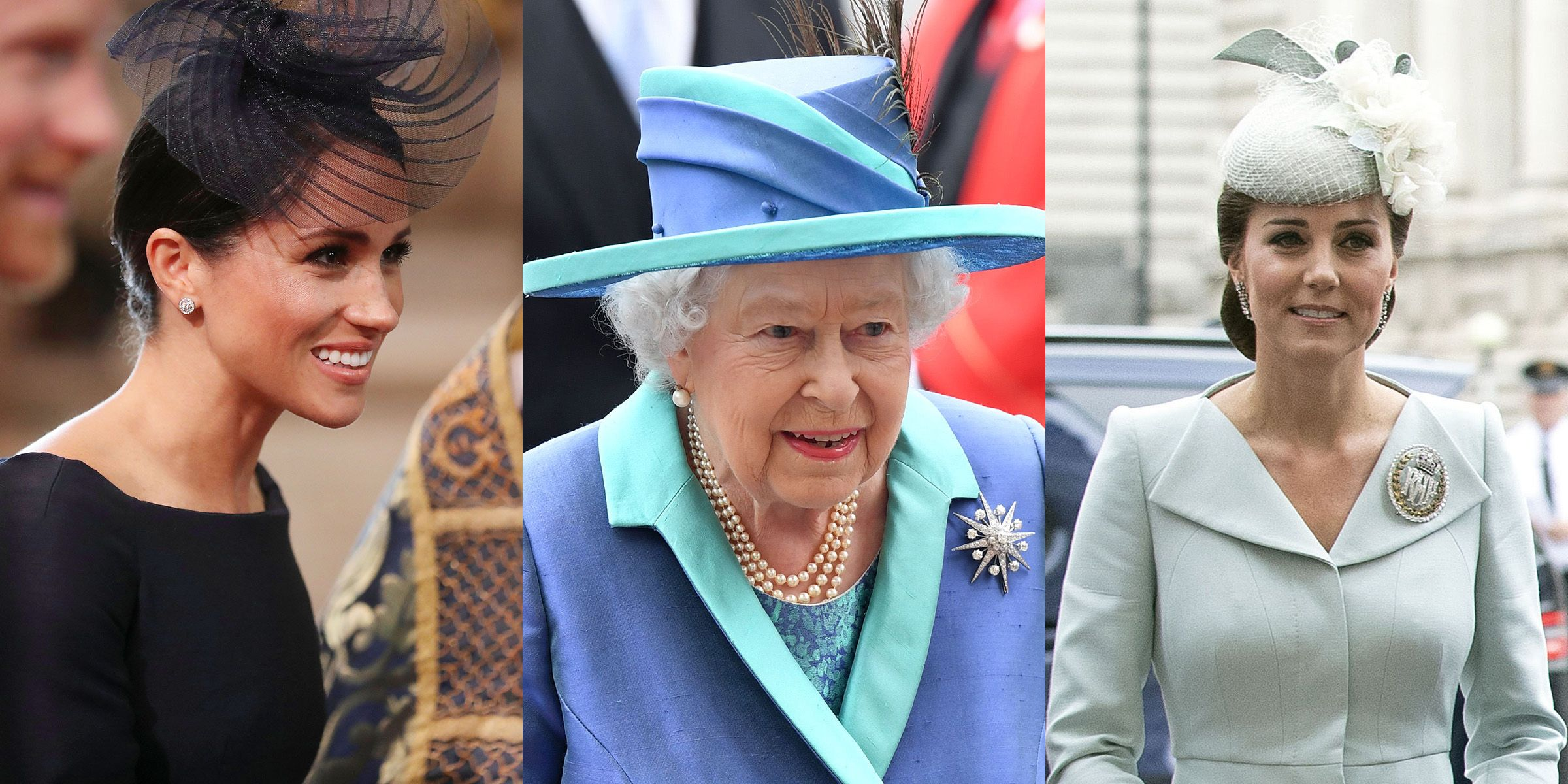 The Best Hats from the Royal Air Force 100th Anniversary Celebration