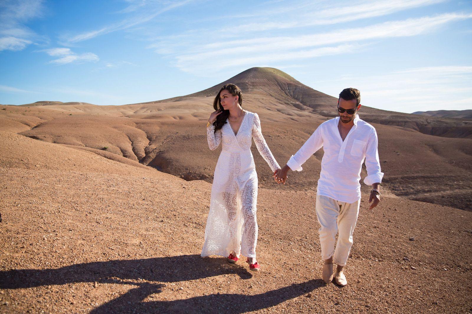 Married in Marrakech: Jane Lerman Shane Fonners Desert Wedding