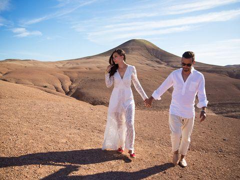 Married In Marrakech Jane Lerman Shane Fonner S Desert Wedding