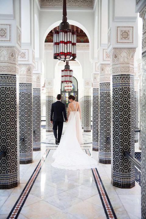Марракеш, Марокко. Лучшие места для свадьбы