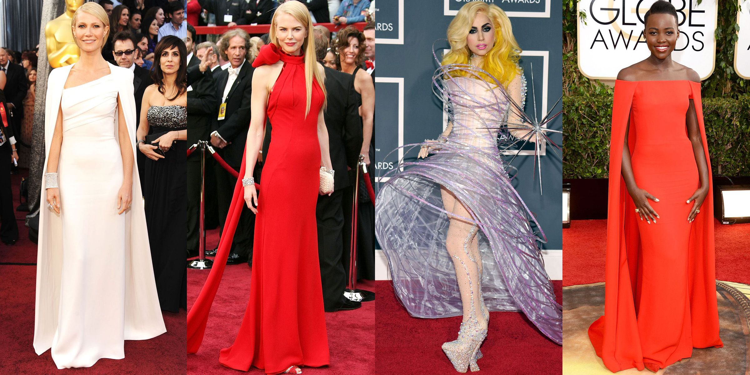 The 100 Best Red Carpet Gowns of All Time