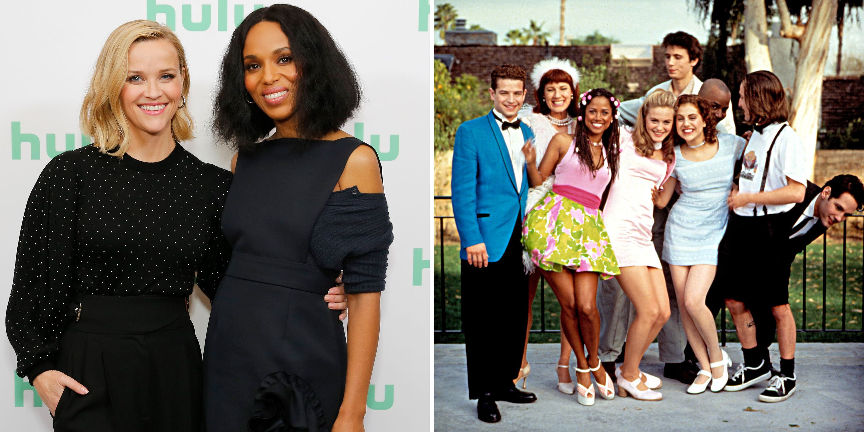 Reese Witherspoon And Kerry Washington Auditioned For Clueless