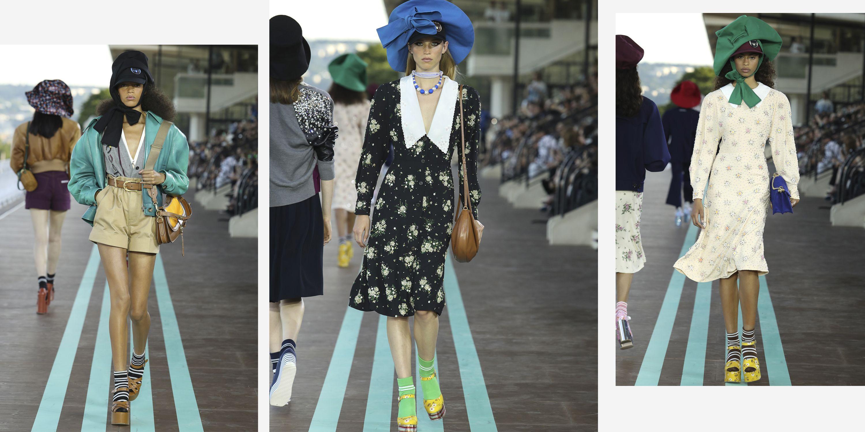 Resort 2020 Fashion , Winter Fashion 2020