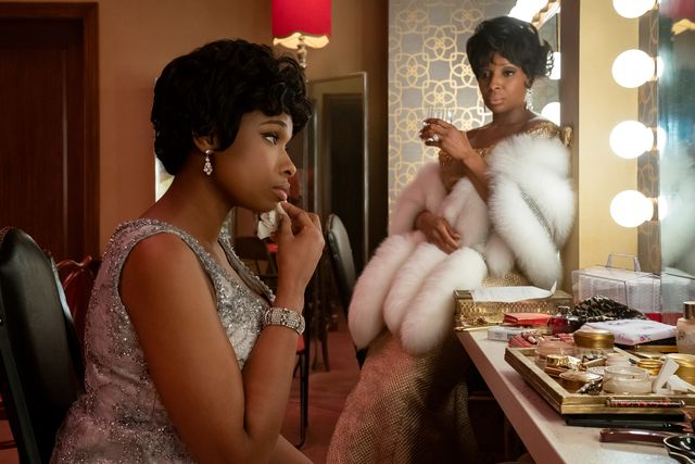 r09165rcjennifer hudson stars as aretha franklin and mary j blige as dinah washington inrespect a metro goldwyn mayer pictures filmphoto credit quantrell d colbert