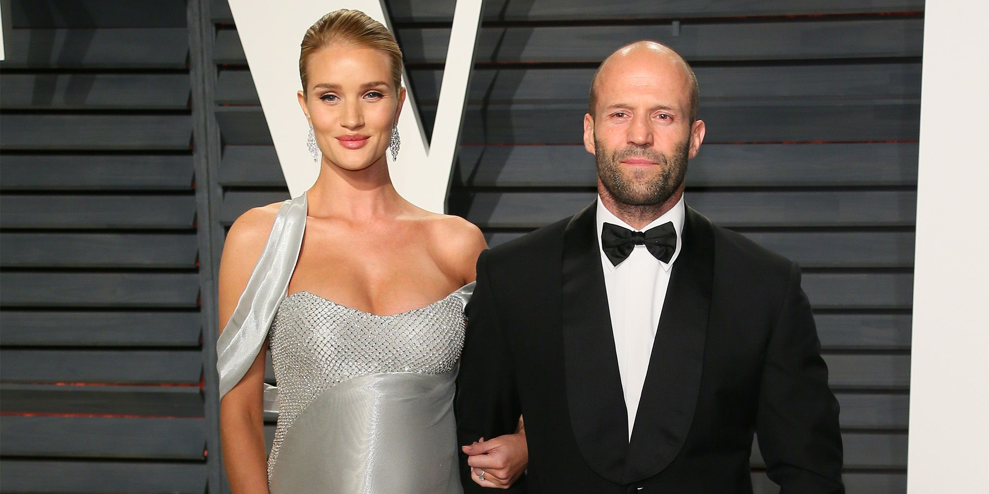Rosie Huntington-Whiteley Has Welcomed a Baby Boy