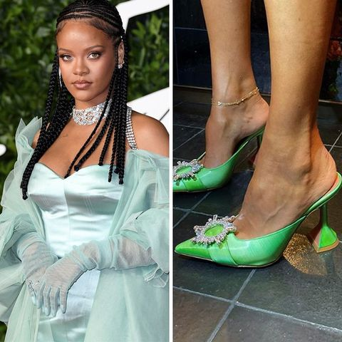 Green, Footwear, White, Shoe, Leg, High heels, Fashion, Ankle, Human leg, Court shoe,