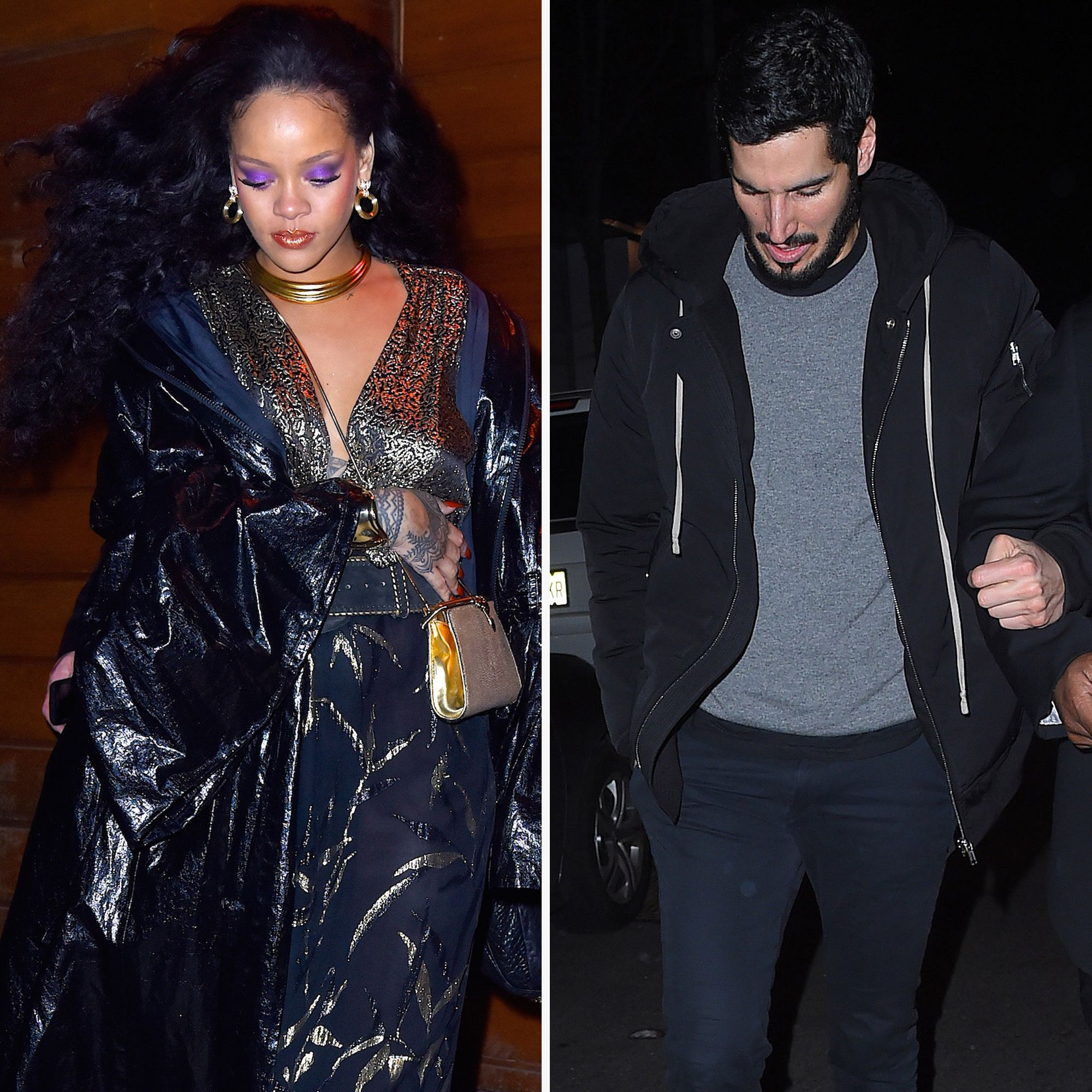 Who is rihanna dating accommodating change