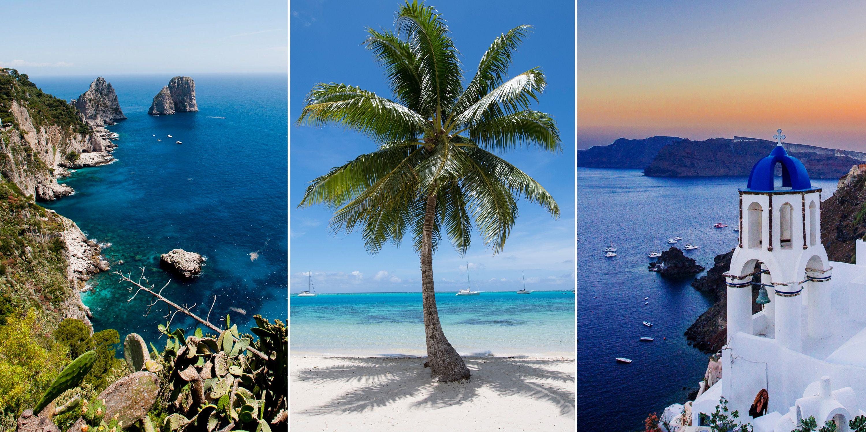 Most Beach Vacation Destinations
