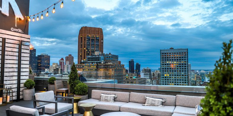 30 Best Rooftop Bars In NYC - Top Rooftop Lounges In New York