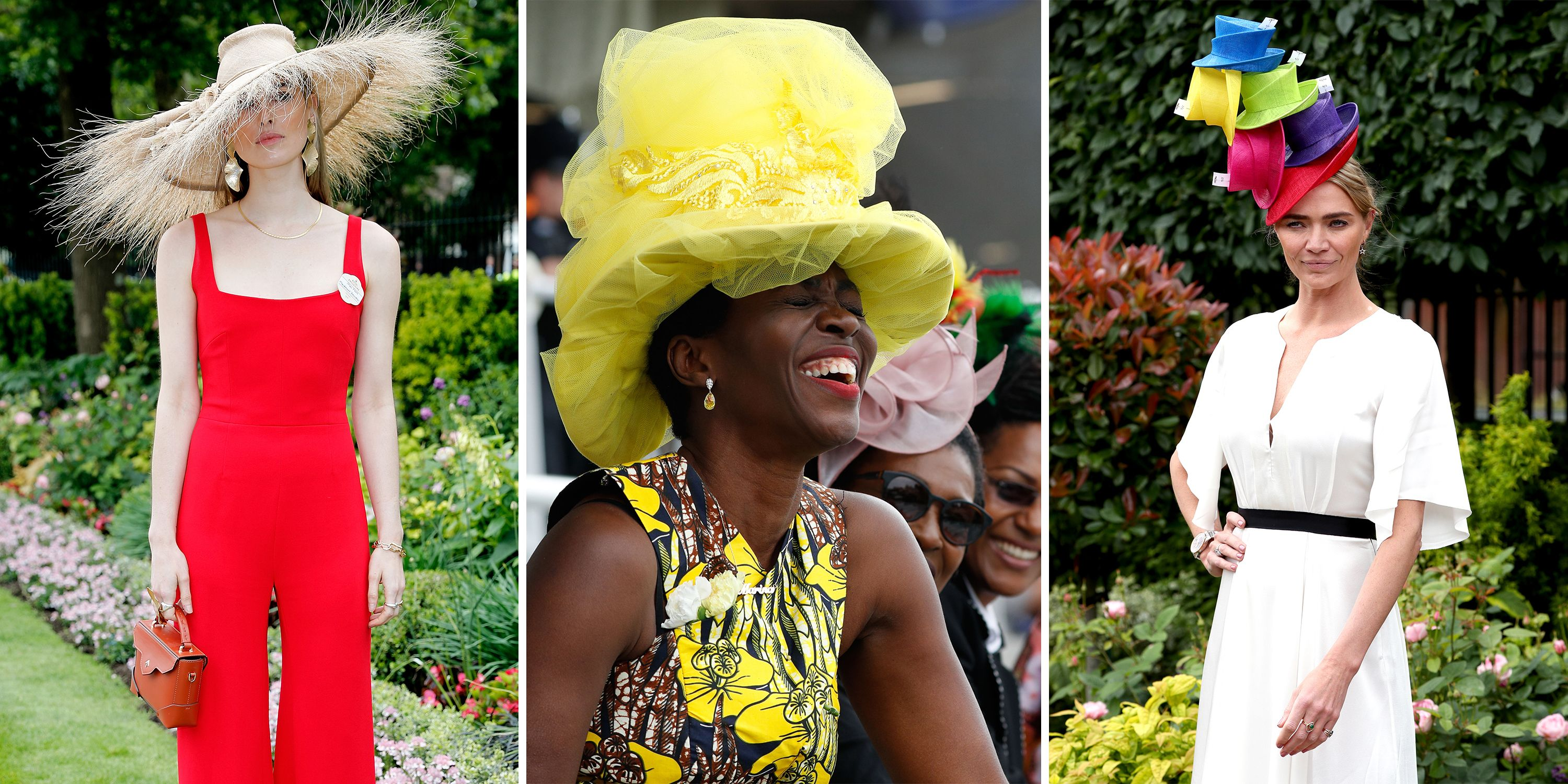 The Most Fabulous Hats from the 2019 Royal Ascot