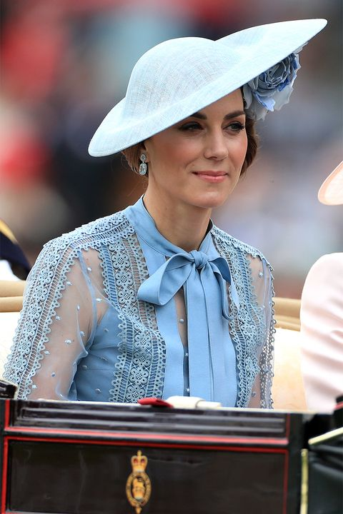 5cb0157d4 The Best Hats from Royal Ascot 2019 - Crazy Royal Hats