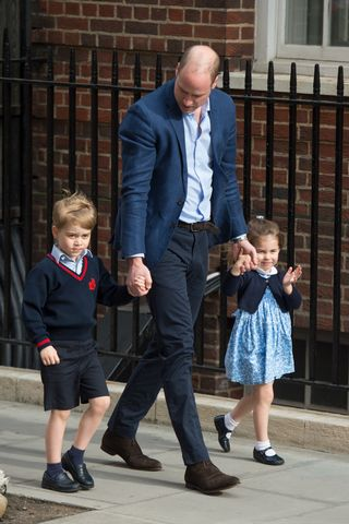 Prince Louis News - Kate Middleton and Prince William Royal