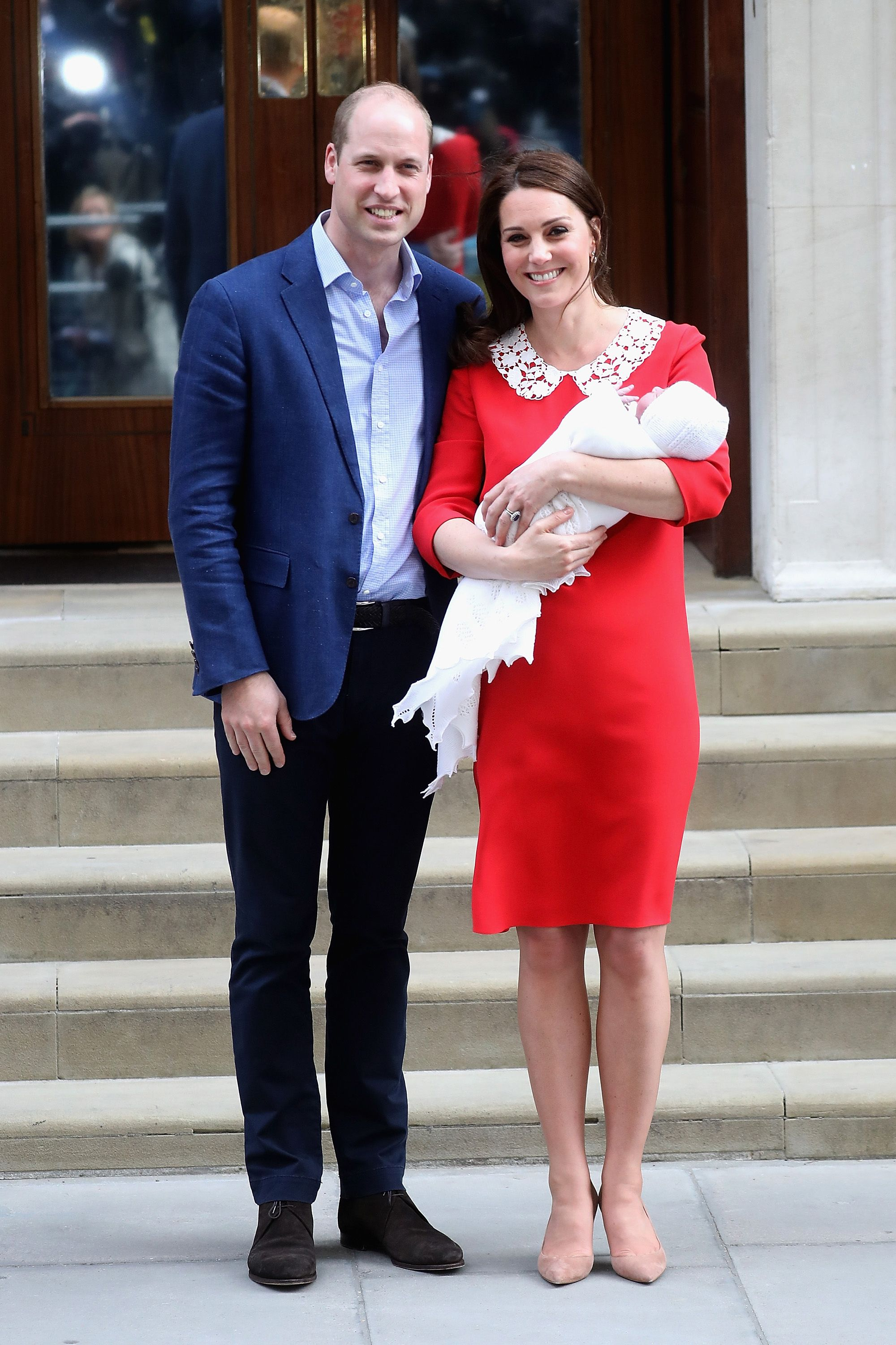 Royal Baby LATEST: Kate Middleton Admitted To Hospital, Palace Confirms