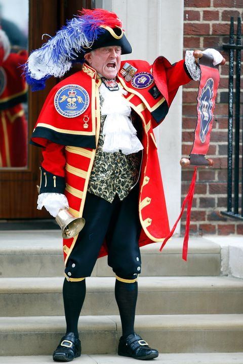 Cosplay, Costume, Town crier,