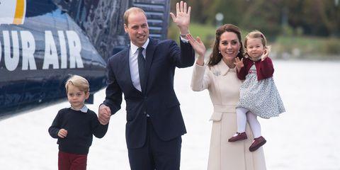 image - Royal Family Christmas Card