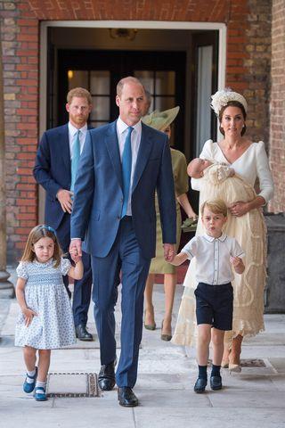 Prince Louis News - Kate Middleton and Prince William Royal