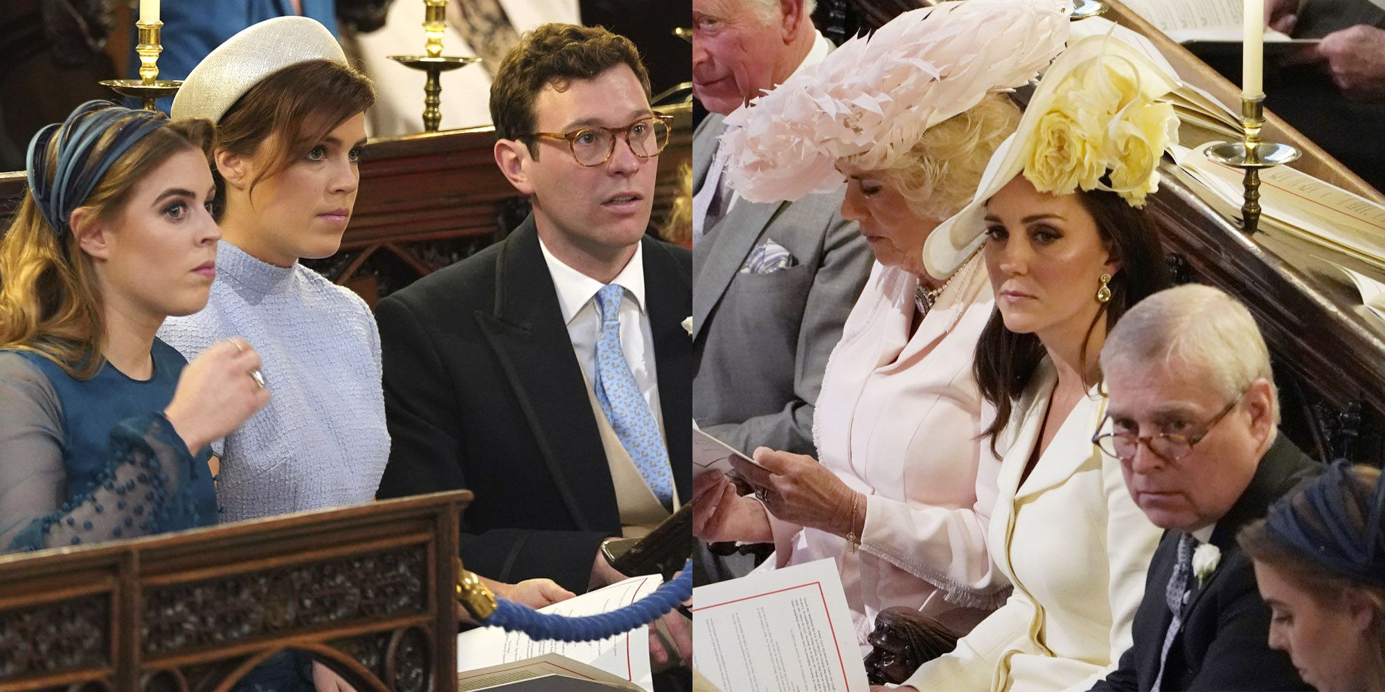 the royal family s reaction to reverend michael curry s sermon is everything the royal family s reaction to reverend