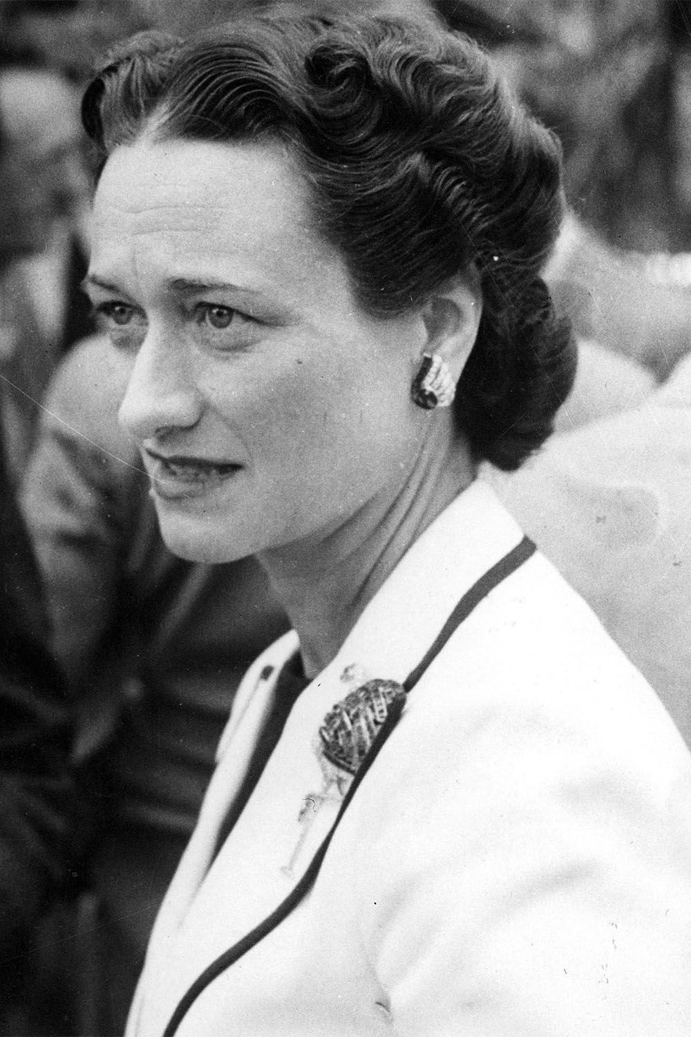 Image result for wallis simpson hairstyles