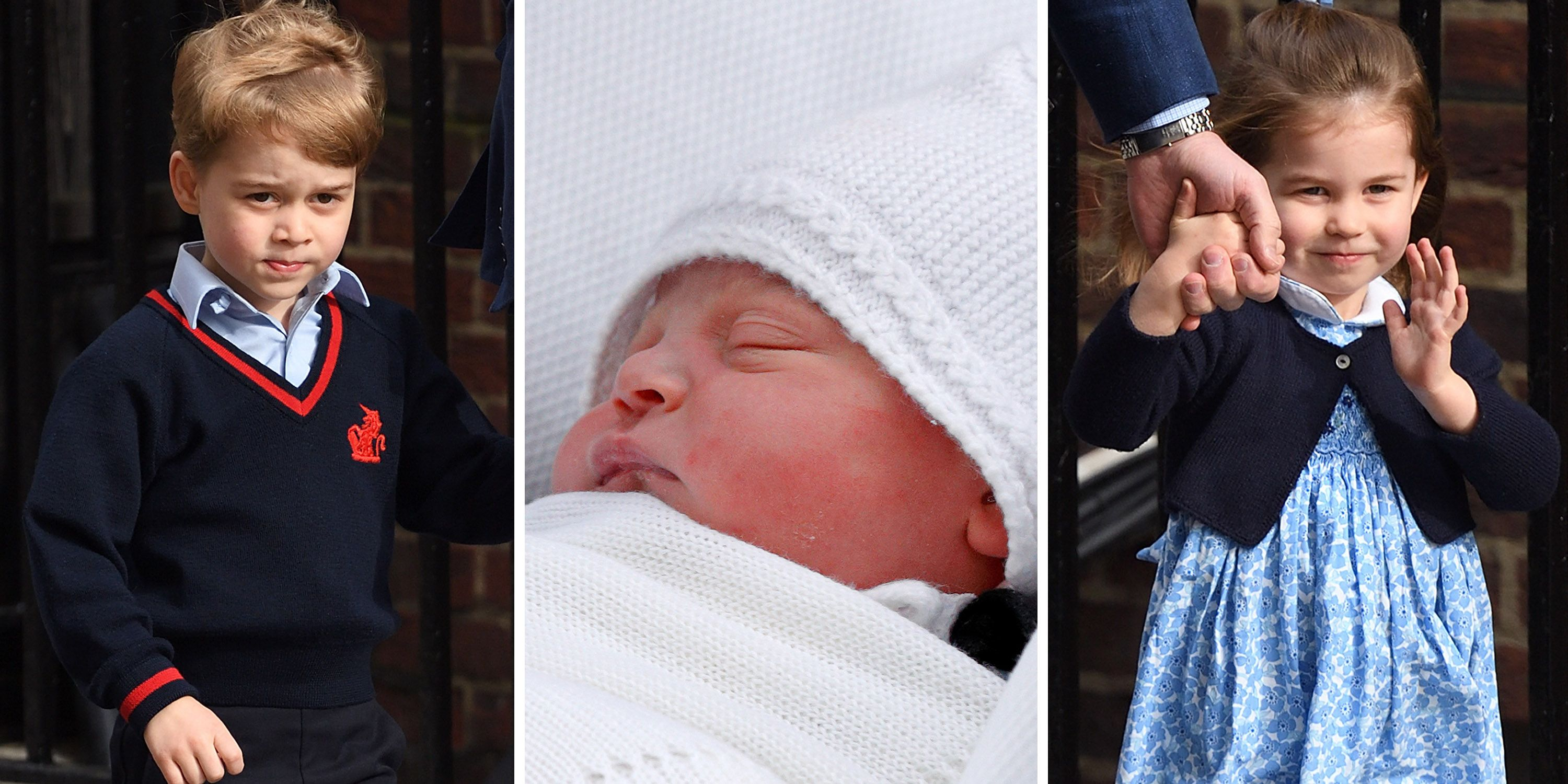 Meet Kate Middleton and Prince William Royal Kids Prince George