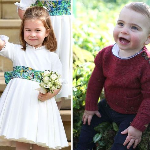 prince george, princess charlotte, prince louis cutest moments