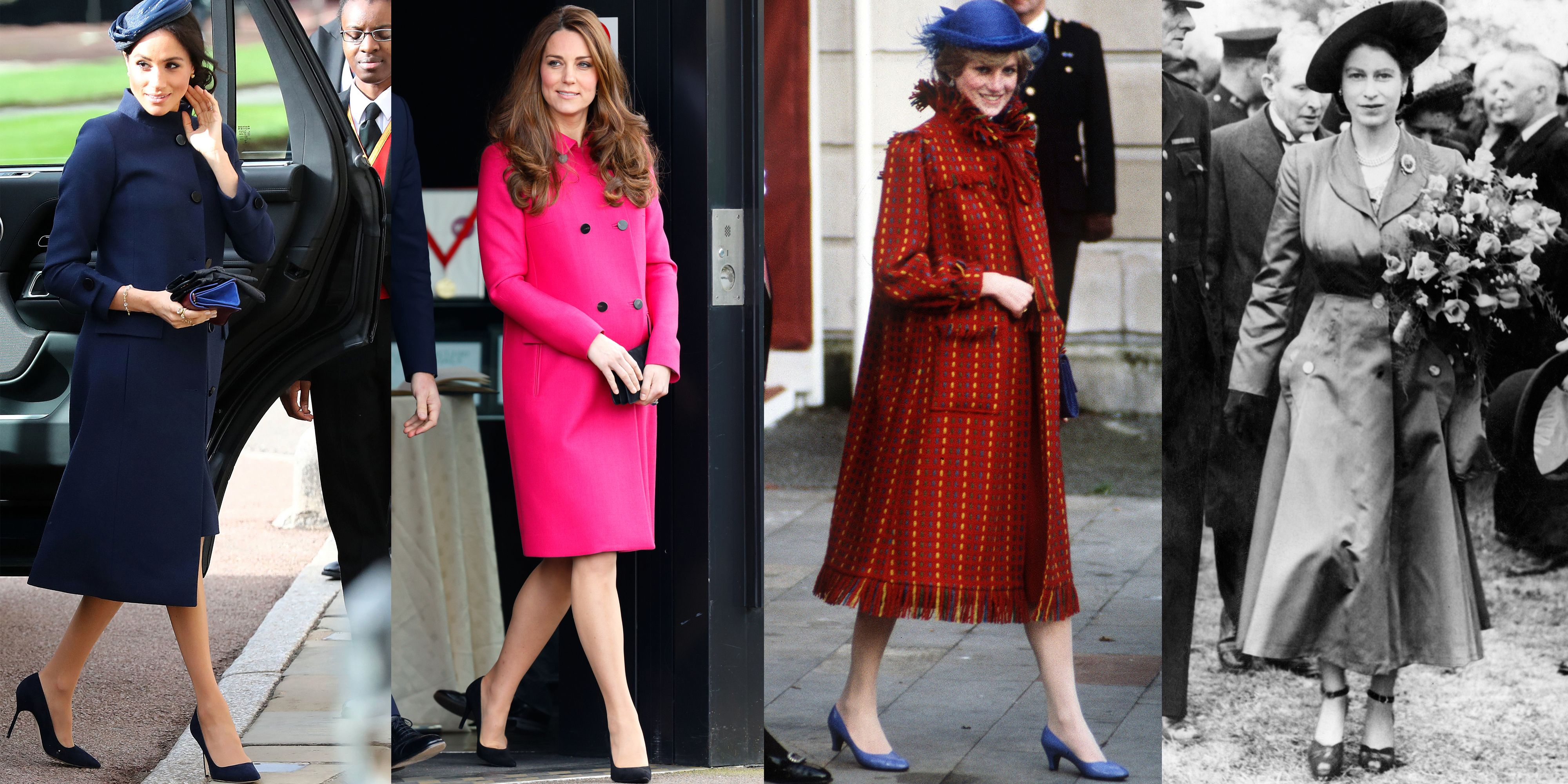How Royals Announced Their Pregnancies, From Queen Elizabeth II To Meghan Markle