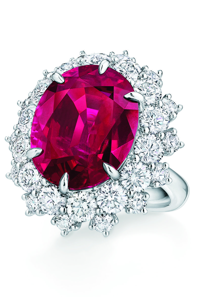 21 Best Ruby Engagement Rings - Top Red Stone Rings for Proposals