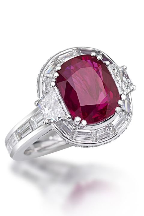 94d4ec3867a51 21 Best Ruby Engagement Rings - Top Red Stone Rings for Proposals