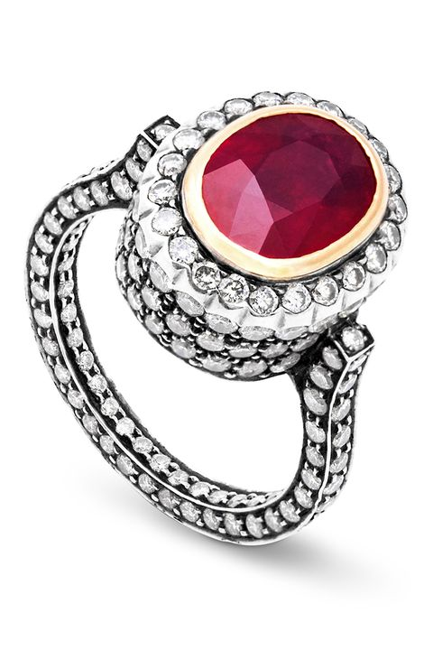 Ruby Wedding Rings.21 Best Ruby Engagement Rings Top Red Stone Rings For