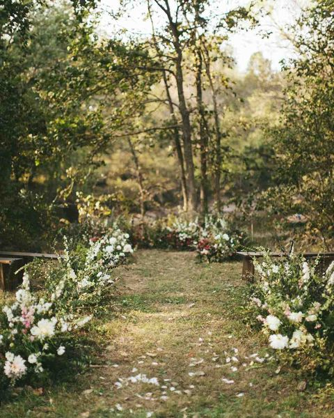 30 Unique Rustic Wedding Ideas
