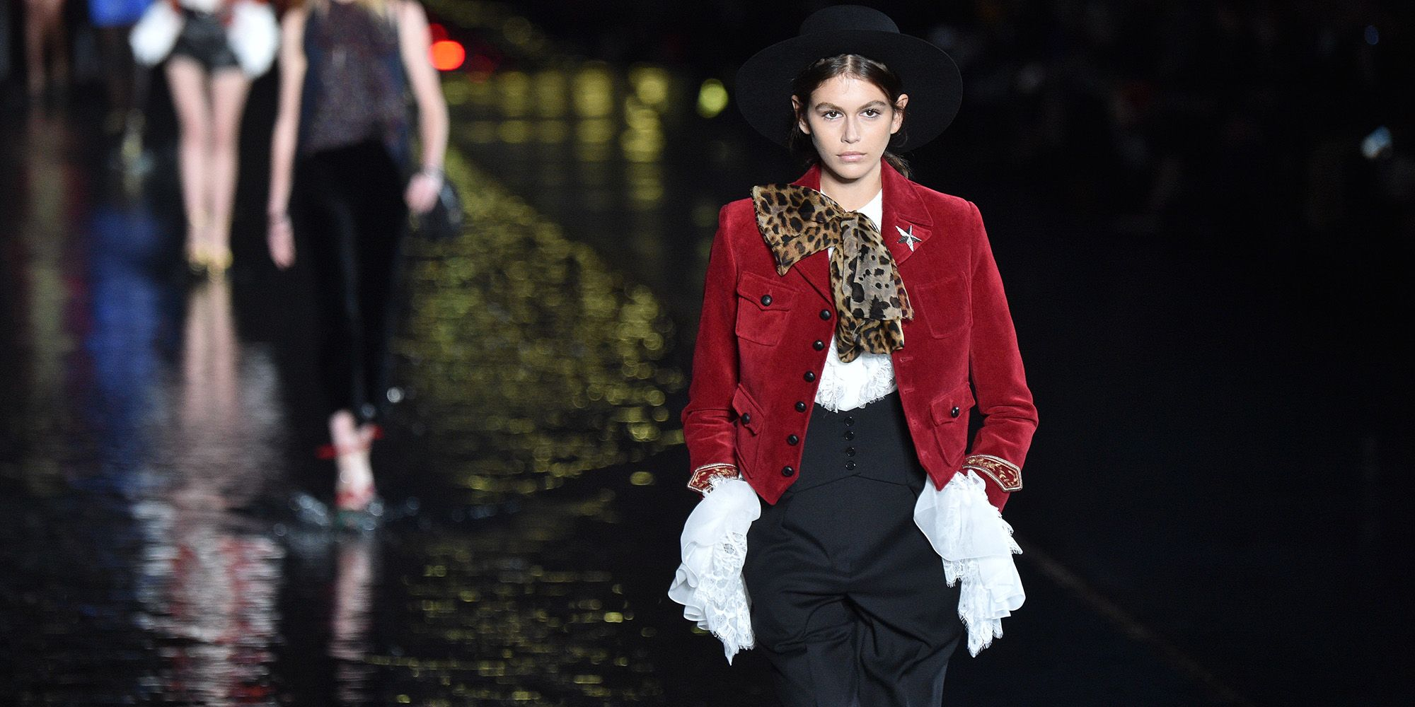 Healthy Shade The Best Runway Appearance At Paris Fashion Week