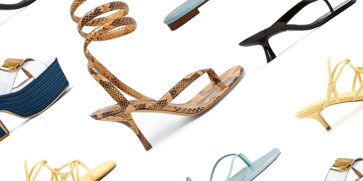 15 Best Summer Sandals 2020 - Flat and Heeled Sandals for Summer