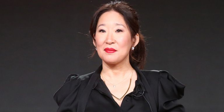 Getty Images Sandra Oh