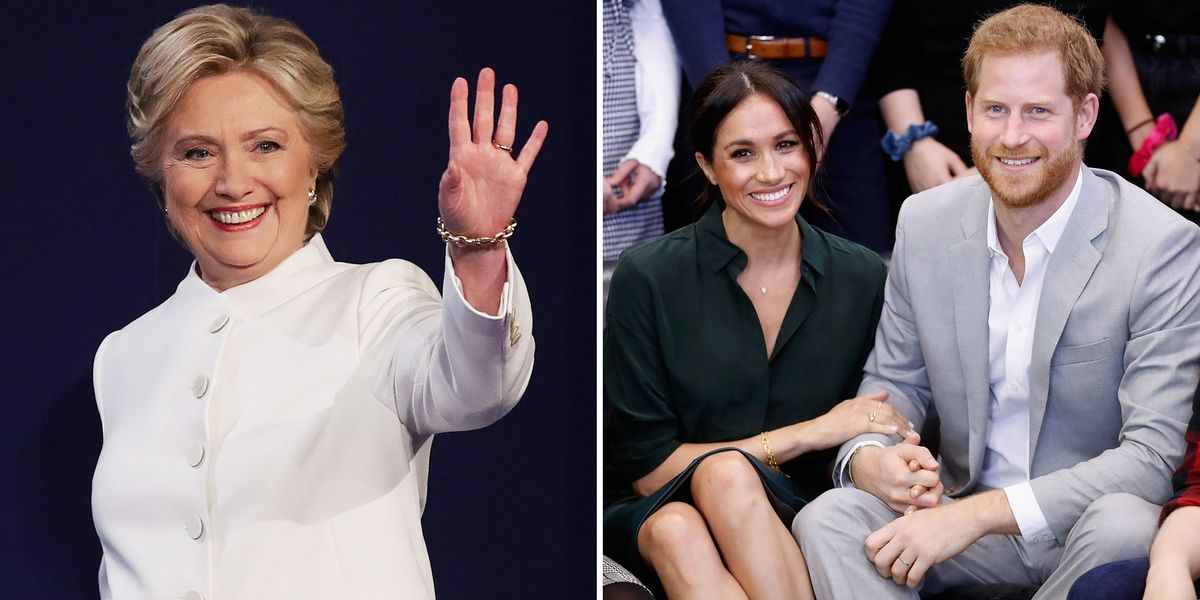 Meghan Markle and Prince Harry Hired Hillary Clinton's Former Campaign Advisor