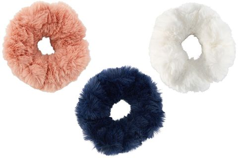 Hair, Product, Fur, Ear, Scarf, Hair tie, Headgear, Hair accessory, Fashion accessory, Wool,