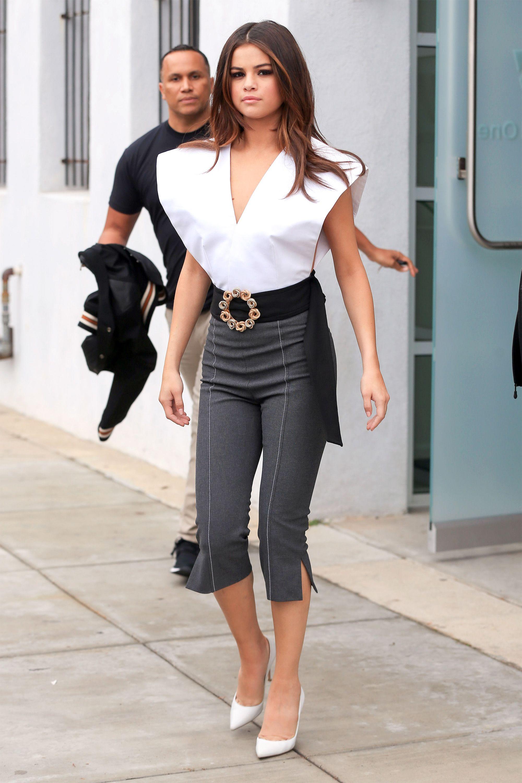 Selena Gomez S Best Looks Selena Gomez Street Style