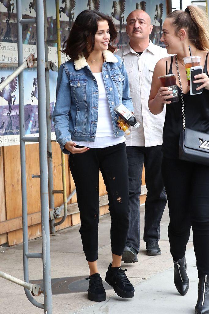 ab00f827e8c Selena Gomez s Best Looks - Selena Gomez Street Style