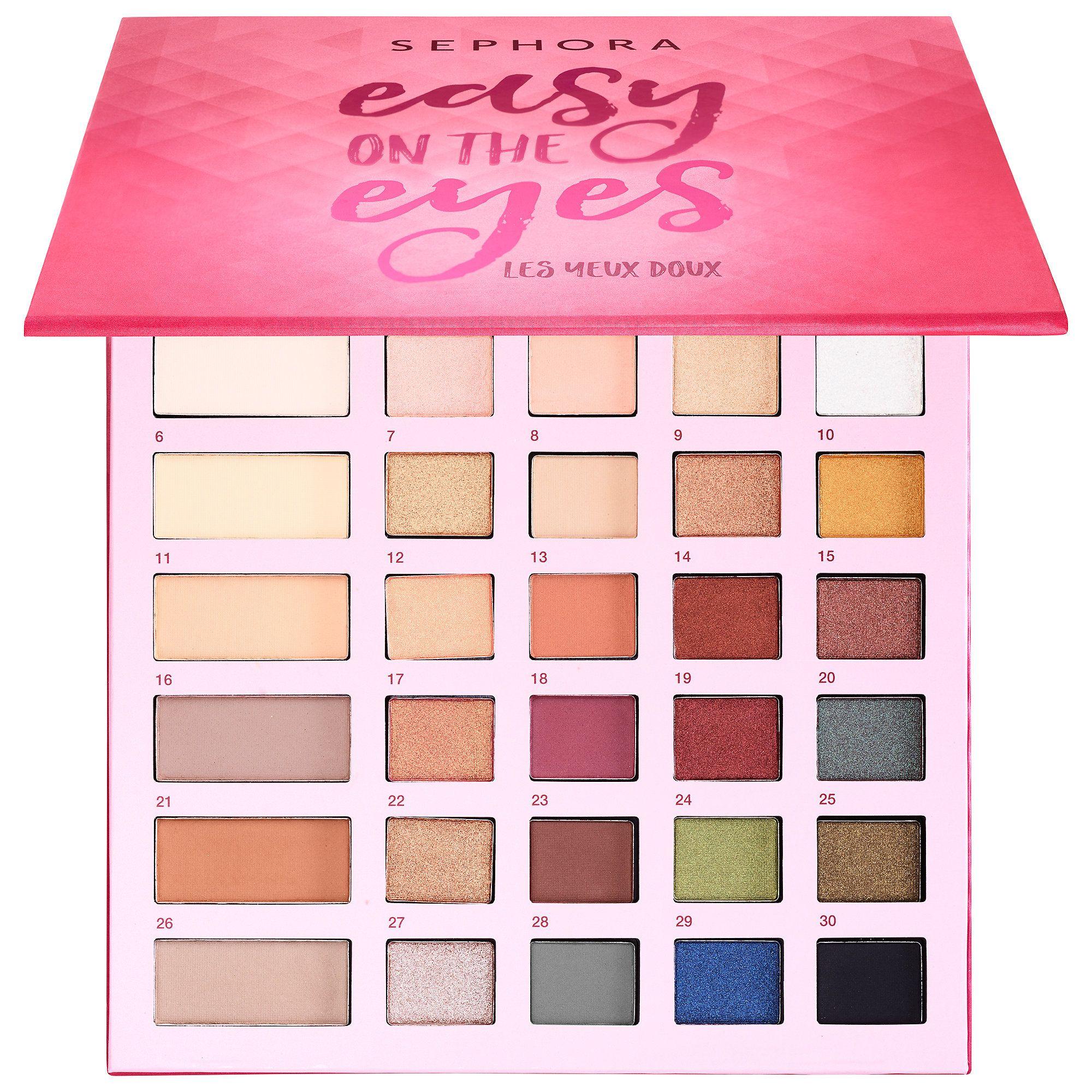 20 Best Eye Makeup Palettes - Prettiest Eyeshadow Palettes