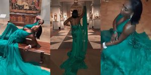 serena williams at the met gala