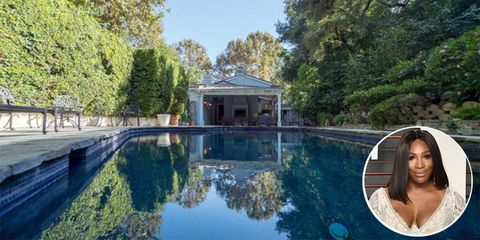 Water, Property, Swimming pool, Reflecting pool, Estate, Natural landscape, Real estate, Leisure, Waterway, House,