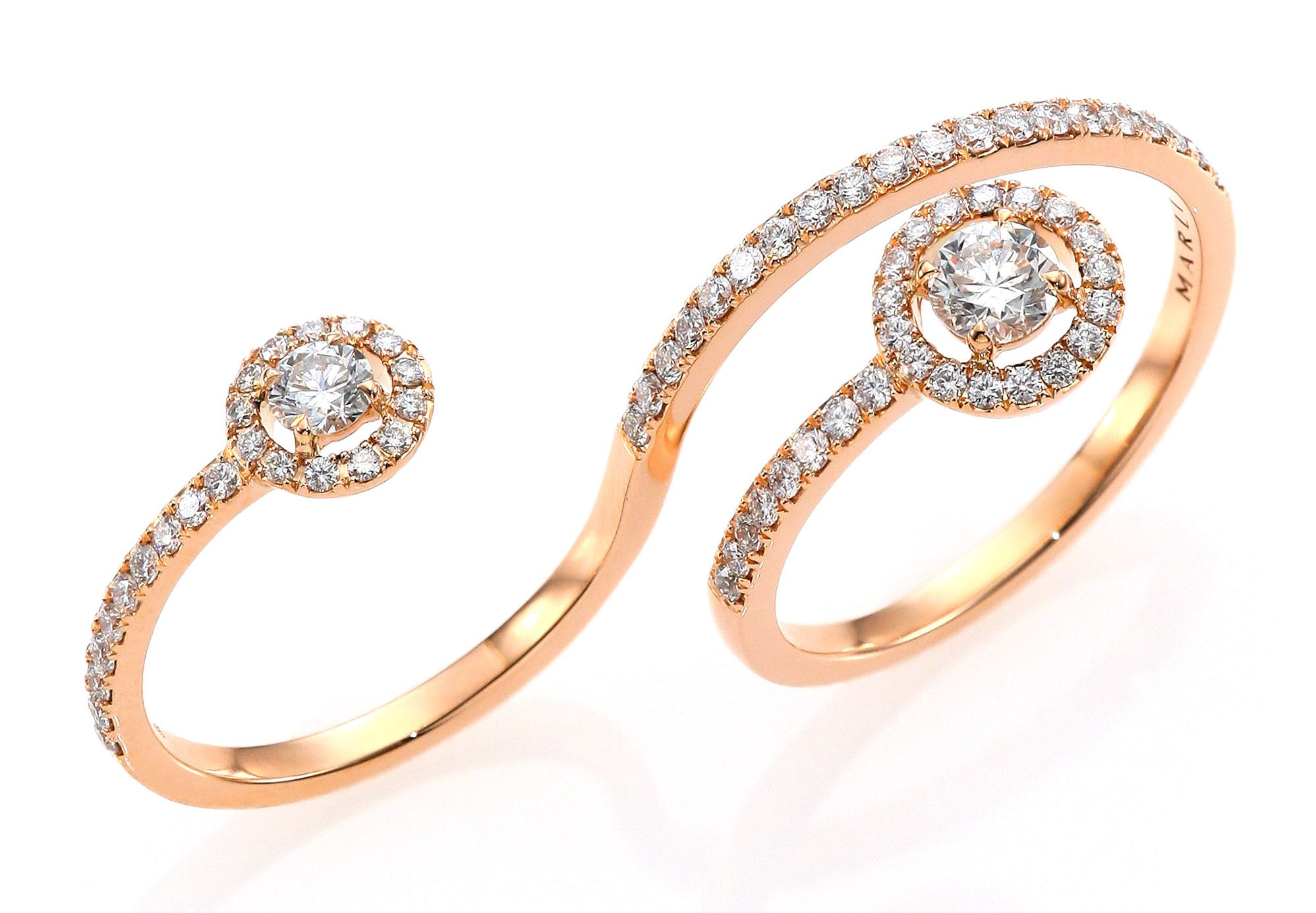 50 Alternative and NonDiamond Engagement Rings Unusual
