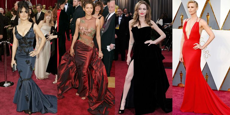 The Sexiest Oscar Dresses Of All Time-9132