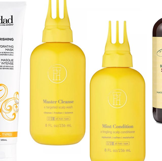 ouidad tph sheamoisture on white background