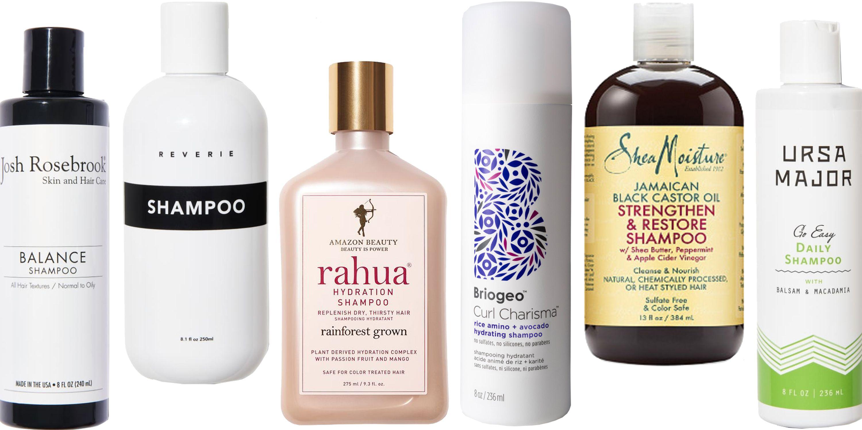 12 Best Organic Natural Shampoo - All