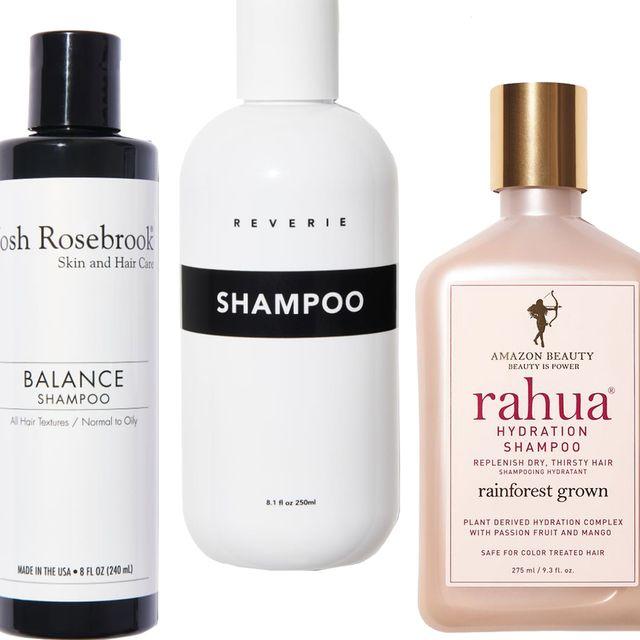 12 Best Organic Natural Shampoo