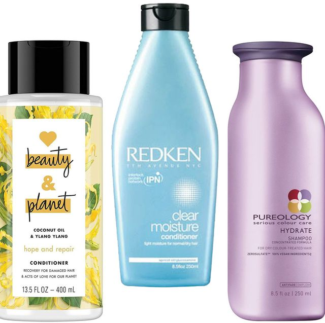 The 11 Best Shampoos For Dry Hair Top Moisturizing Shampoo