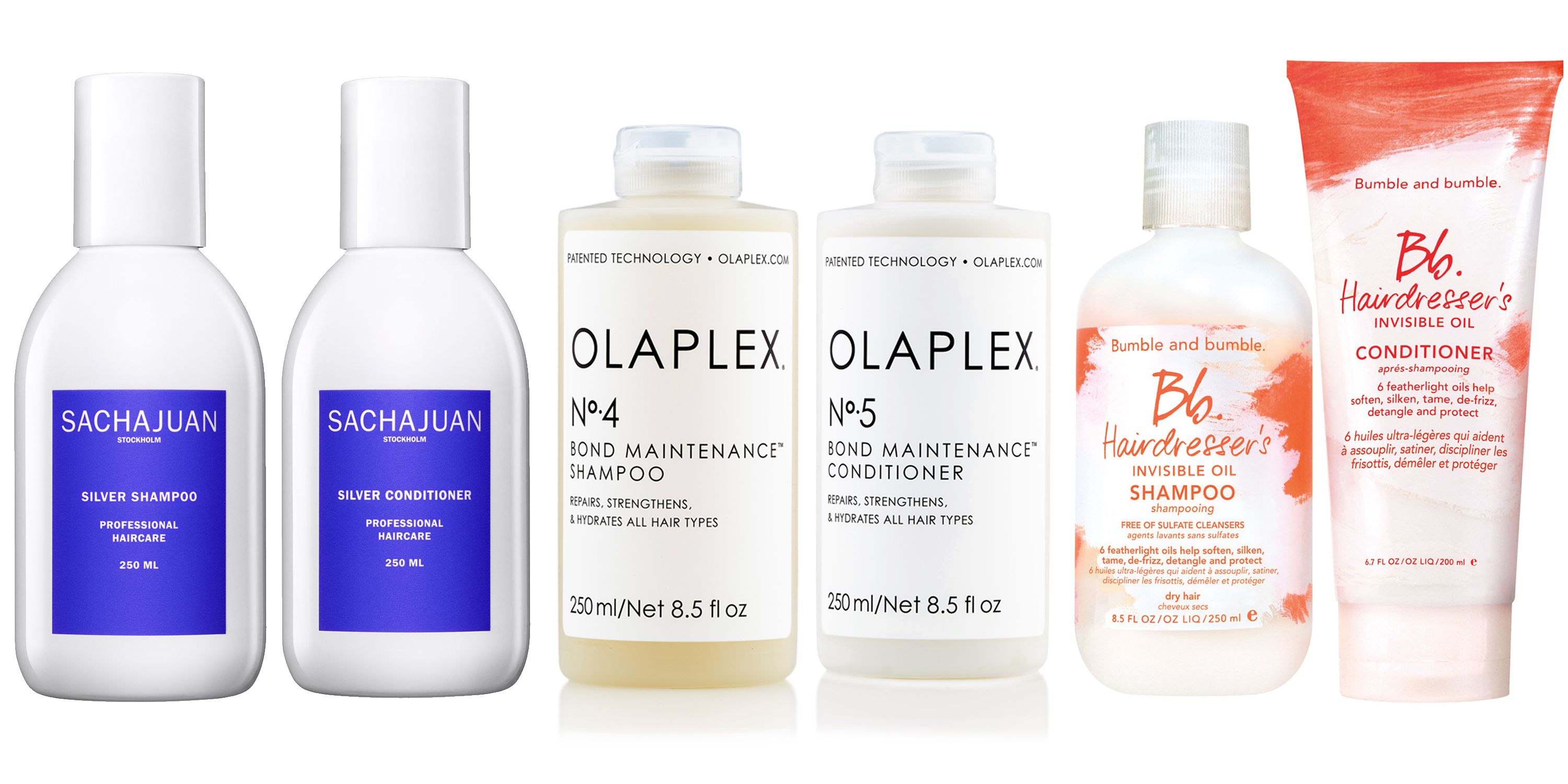 Best Shampoo And Conditioner For Every Hair Type Best Drugstore