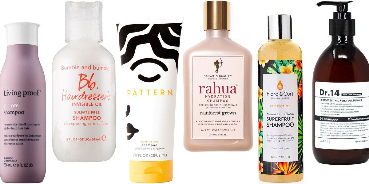 The 11 Best Shampoos For Dry Hair Top Moisturizing Shampoo