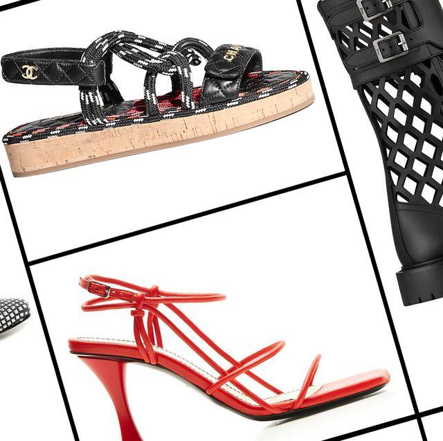 Footwear, Shoe, High heels, Sandal, Illustration,