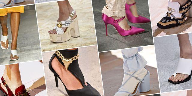 7 Biggest 2020 Shoe Trends Top Shoe Trends 2020