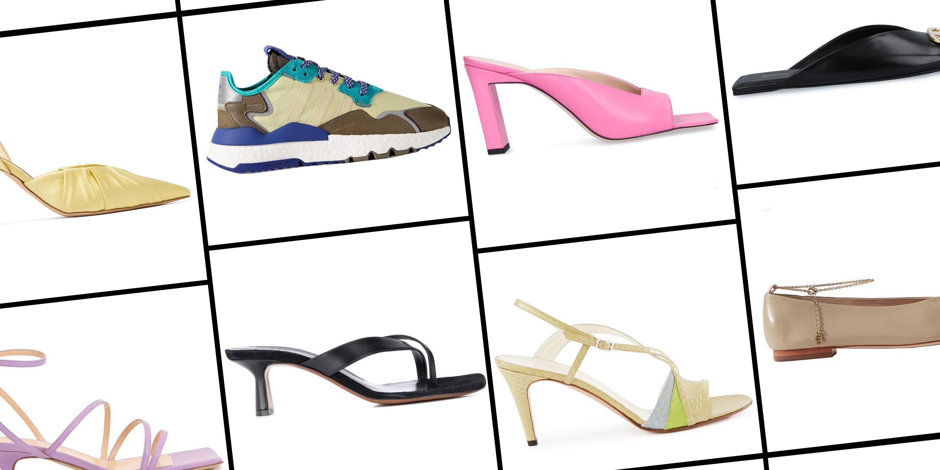 The 6 Shoe Trends to Look Forward To This Summer
